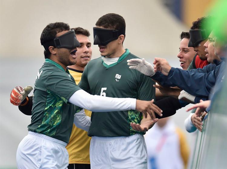 Público poderá experimentar os esportes adaptados no futebol de 5, bocha, e atletismo - Foto: Divulgação   CBDV