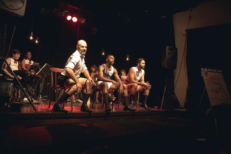 'Cabaré Vibrátil', do Grupo ATeliê VoadOR, é uma das atrações do festival - Foto: Caio Lírio | Divulgação