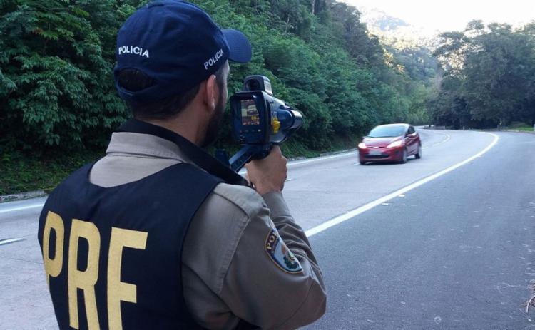 Ações de fiscalização contribuíram para redução de casos - Foto: PRF l Divulgação