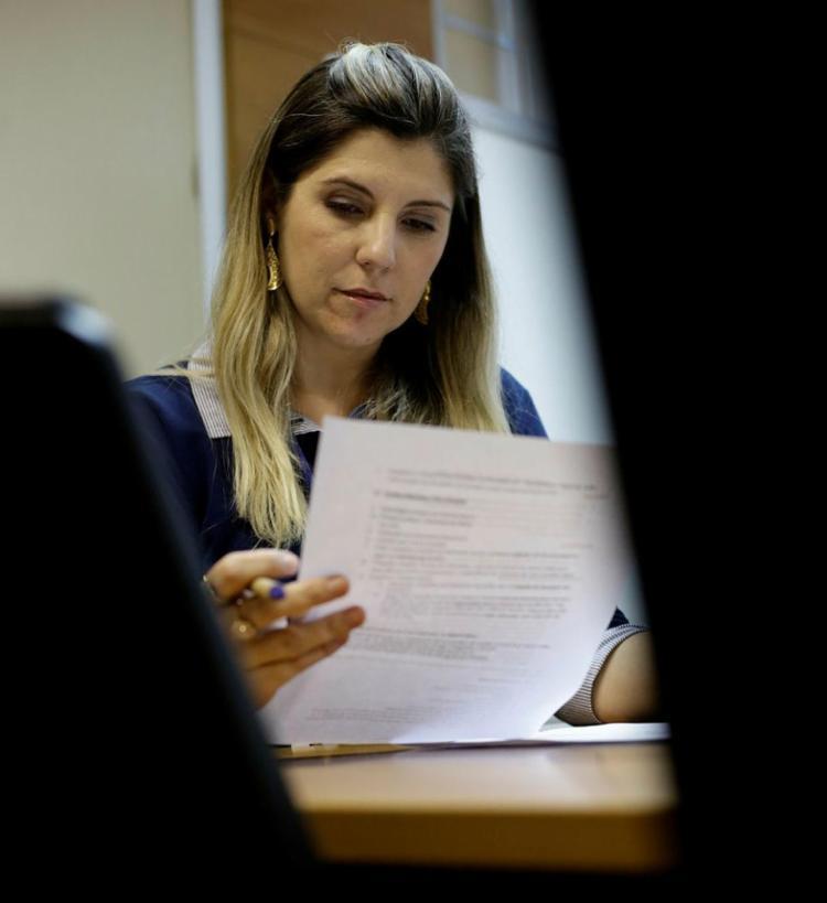 Fernanda alerta sobre necessidade de avaliar a vaga - Foto: Raphael Muller | Ag. A TARDE