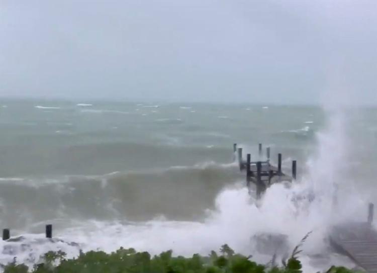 furacão atingiu a região das Bahamas por dois dias na semana passada - Foto: Divulgação | Mark Hall