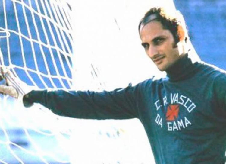 Goleiro com passagem pelo Vasco entre 1969 e 1975 não teve as causa da morte divulgada - Foto: Reprodução