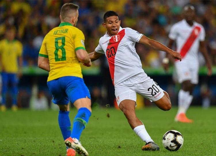Brasil derrotou o Peru por 3 a 1 na decisão da Copa América, em julho - Foto: Divulgação | Conmebol