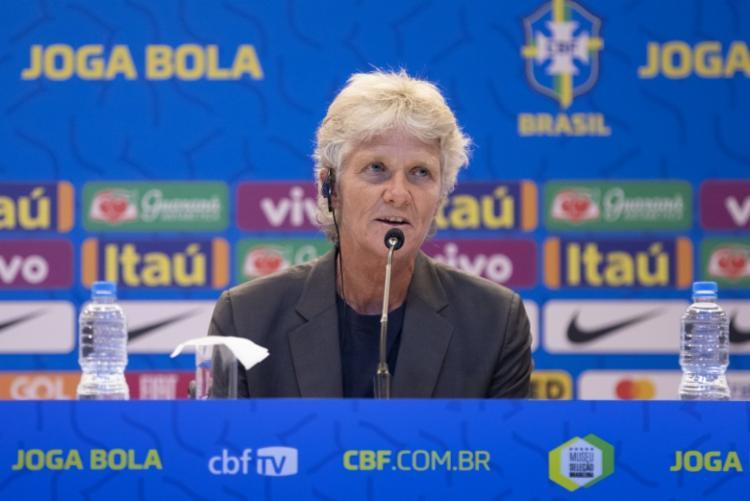 Entre as convocadas, cinco novidades em relação à primeira lista anunciada pela treinadora sueca - Foto: Lucas Figueiredo | CBF