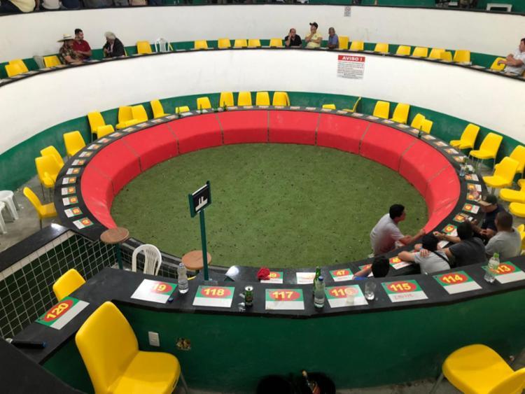 Arena seria utilizada pra lutas entre os galos - Foto: Divulgação | SSP