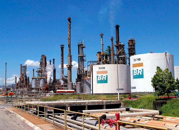 Gasolina agora acumula alta de cerca de 6,1% nas distribuidoras desde a semana passada - Foto: Geraldo Falcão   Petrobras