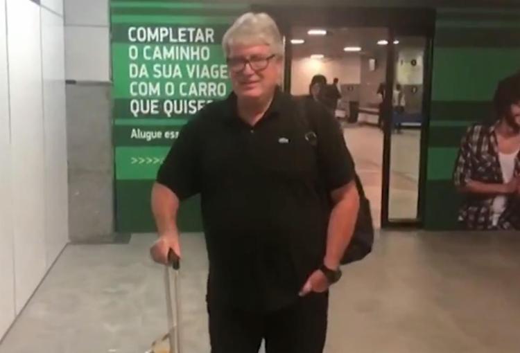 Esta será a quarta passagem do treinador pela equipe - Foto: Reprodução l BATV
