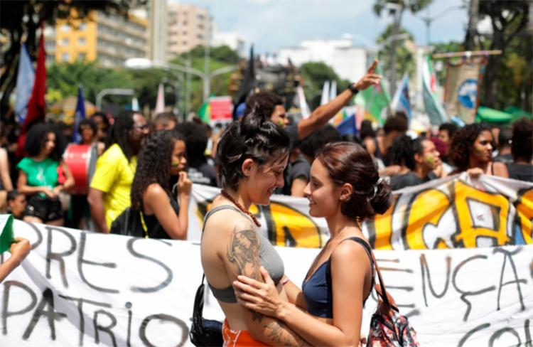 Movimento é conhecido pela diversidade de pautas e manifestações