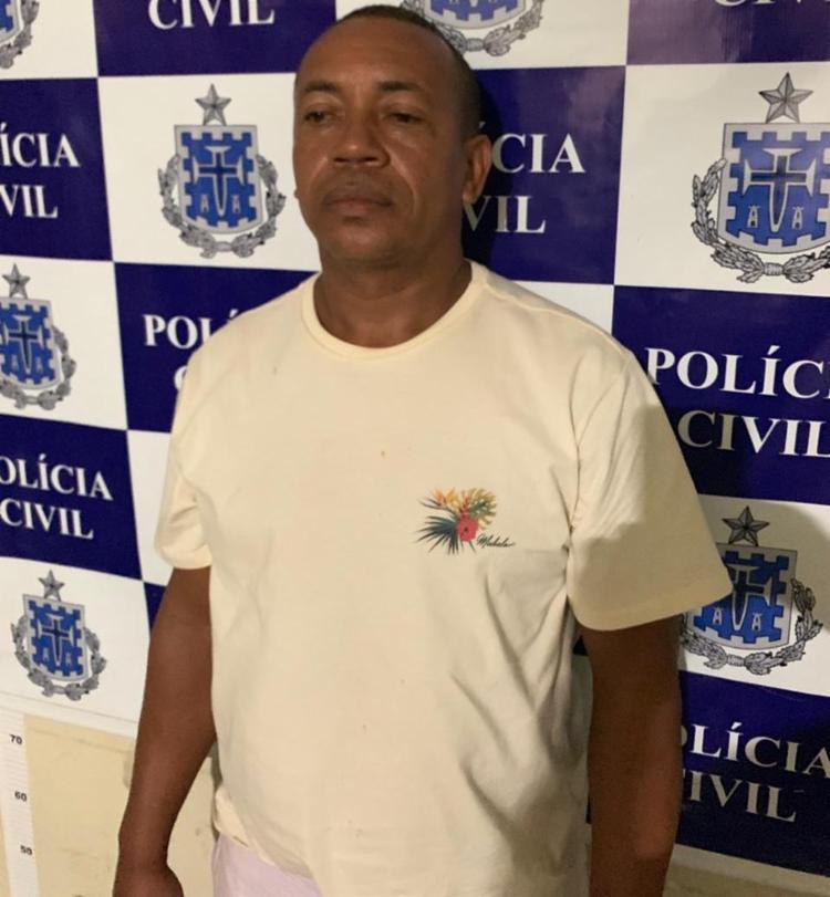O suspeito já teve a prisão preventiva solicitada à Justiça - Foto: Divulgação | Polícia Civil