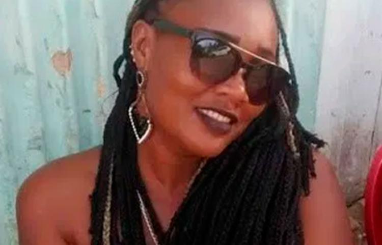 Ana Paula foi golpeada por um homem e a esposa dele - Foto: Reprodução | Verdinho Notícias