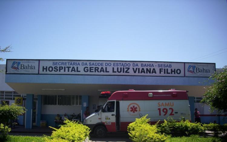 O Hospital Luiz Viana Filho foi fechado ano passado para a realização da reforma - Foto: Reprodução