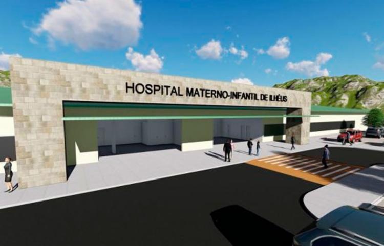 Unidade contará com UTI neonatal e pediátrica, além de um moderno centro cirúrgico e obstétrico - Foto: Divulgação