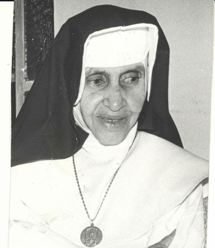 Data comemora dia que Irmã Dulce será proclamada oficialmente como santa - Foto: Arquivo   A TARDE