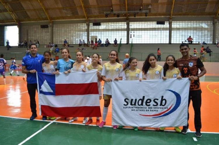 Equipe disputa etapa nacional em novembro - Foto: Divulgação | Sudesb