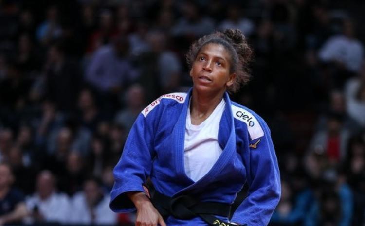 Rafaela Silva ganhou no início de agosto a medalha de ouro no Pan de Lima - Foto: Divulgação   CBJ