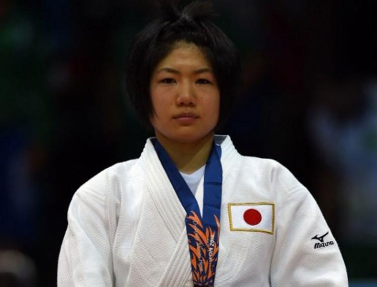 Para Misato, a disputa do judô será algo muito especial na Olimpíada em seu país - Foto: Indranil Mukherjee | AFP