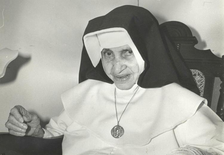 Obra sobre Irmã Dulce foi fruto de oito anos de trabalho - Foto: Abmael Silva | Ag. A TARDE