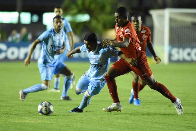 O time goiano voltou a vencer depois de dois jogos - Foto: Gustao Oliveira l Londrina Esporte Clube
