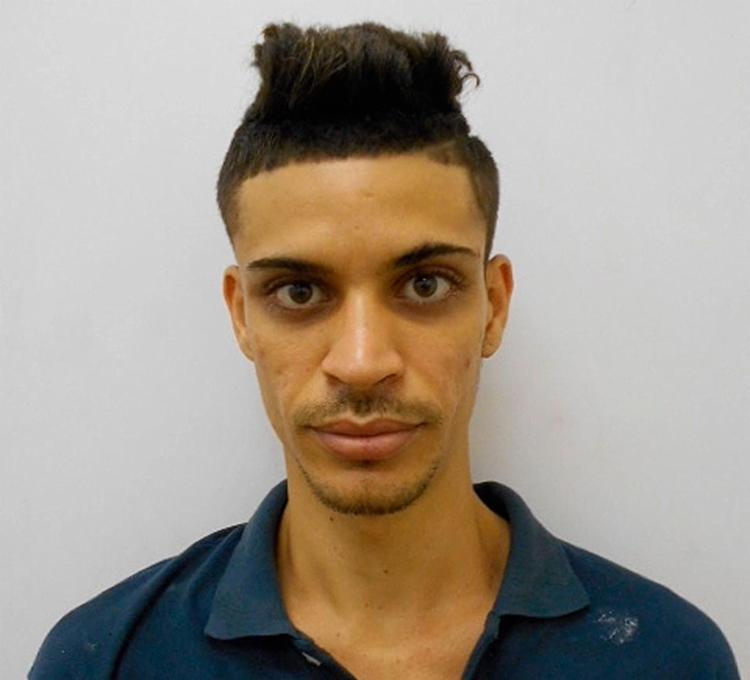 Macaule já tinha sido preso com drogas em 2016, quando tentou subornar policiais - Foto: Divulgação l SSP-BA