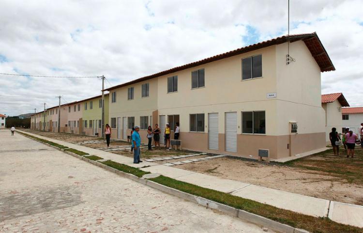 Foram selecionados 3.060 candidatos a beneficiários do MCMV - Foto: Manu Dias | Secom