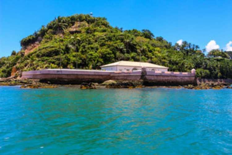 Fortaleza é datada do século XVII e passa a ser administrada pelo Ipac - Foto: Divulgação | Ipac
