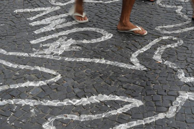 Casos passaram de 64.021 para 57.341, mostra anuário - Foto: Fernando Frazão l Agência Brasil l Arquivo