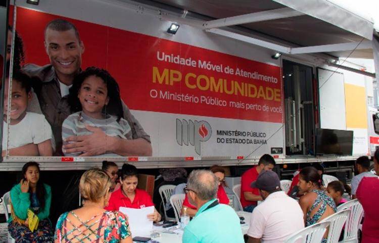 Juntas, as cidades reúnem mais de 450 jovens que não possuem registro de paternidade - Foto: Divulgação | MP-BA