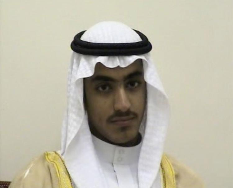 Morte de Hamza havia sido anunciado pela imprensa no final de julho - Foto: AFP