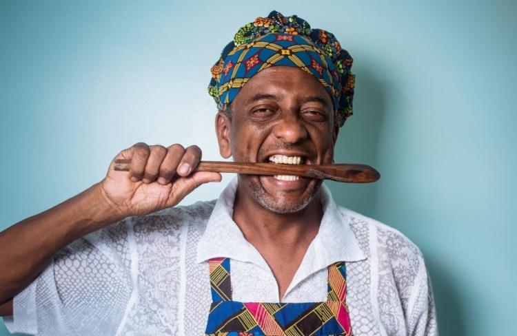 Projeto é idealizado pelo afrochef Jorge Washington - Foto: Divulgação