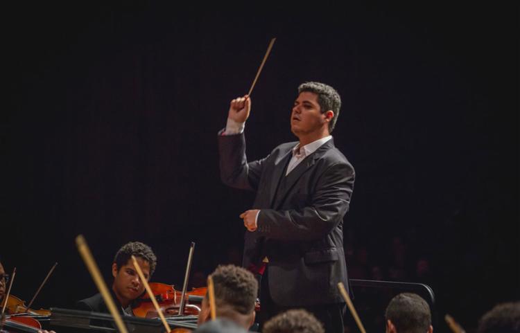 Apresentação terá regência do maestro Marcos Rangel - Foto: Divulgação | NEOJIBA