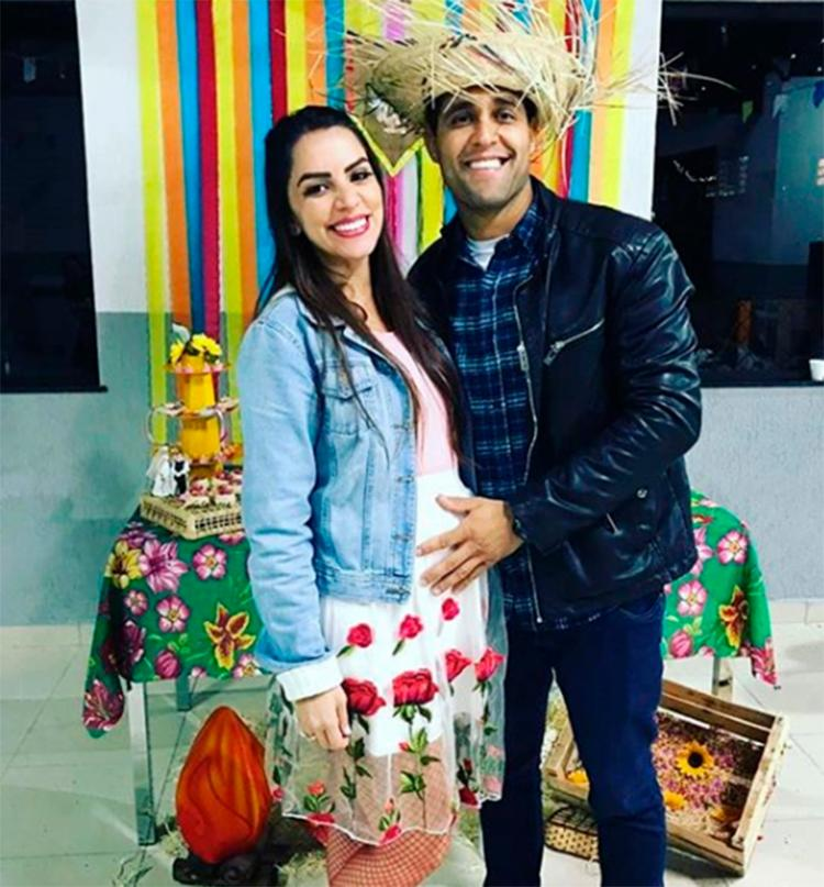 Enfermeira de apenas 30 anos estava grávida de sete meses. Noivo diz que situação surpreendeu toda a família