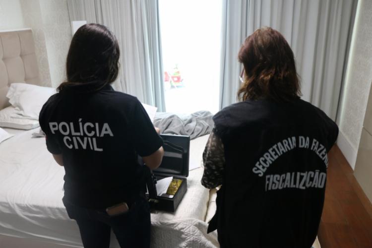 Operação acontece na Bahia e em mais três estados - Foto: Divulgação | SSP