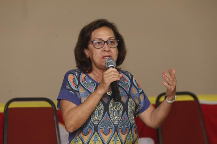 A deputada federal Lídice da Mata será uma das palestrantes do evento - Foto: Luciano Carcará | Ag. A TARDE