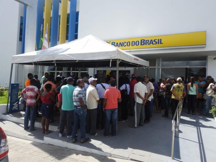 Cerca de 100 famílias de agricultores familiares, pescadores e artesãos serão beneficiados com a parceria entre prefeitura e Banco do Brasil. - Foto: Rose Brito_Divulgação