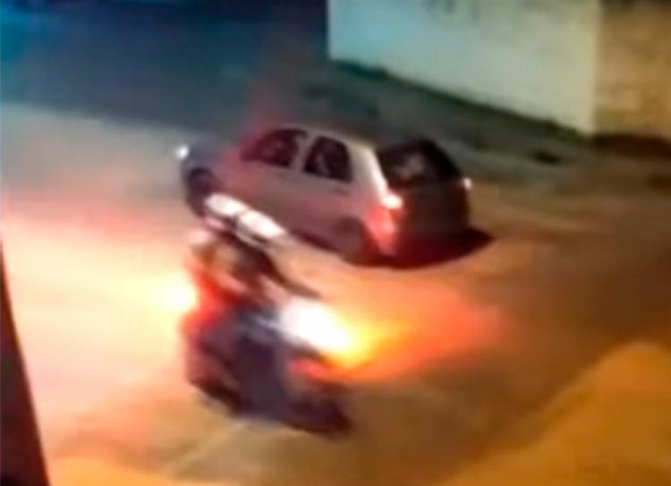 Perseguição passou pelos bairros Gusmão e Santa Lúcia - Foto: Reprodução | Radar 64