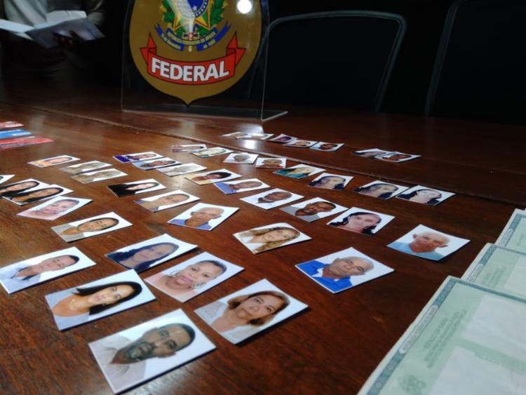 Idosos eram usados para falsificar documentos - Foto: Shagaly Ferreira | Ag. A TARDE