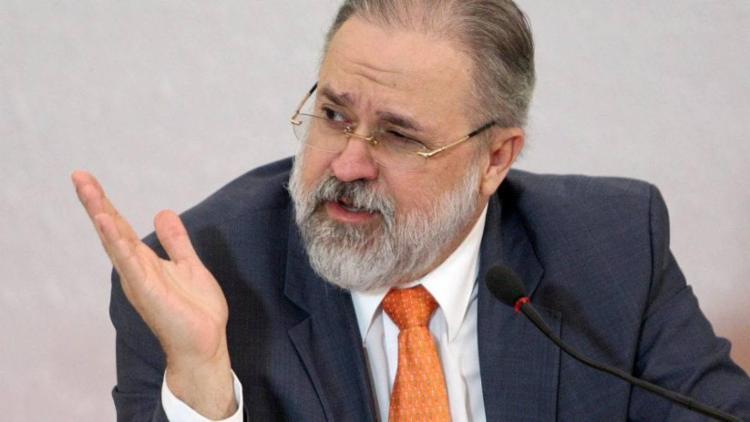 O procurador-geral da República, Augusto Aras | Foto: Roberto Jayme | TSE - Foto: Roberto Jayme | TSE