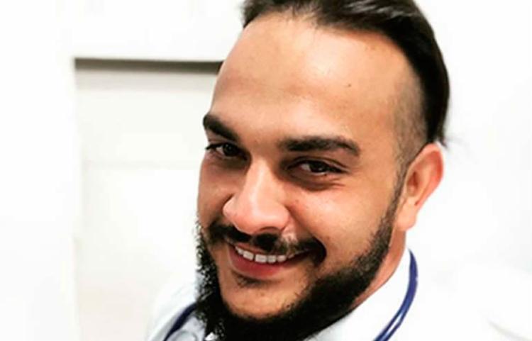 Henrico é suspeito de exercer a profissão de dentista mesmo sem diploma universitário - Foto: Reprodução | Teixeira Hoje