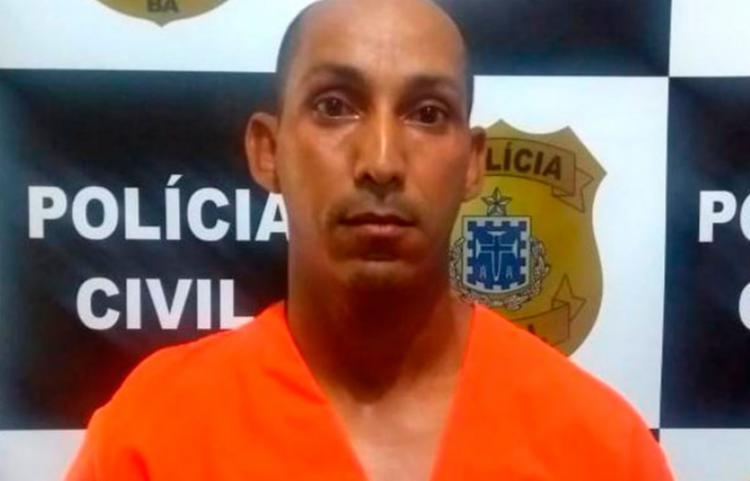 Suspeito negou as acusações - Foto: Reprodução | Polícia Civil