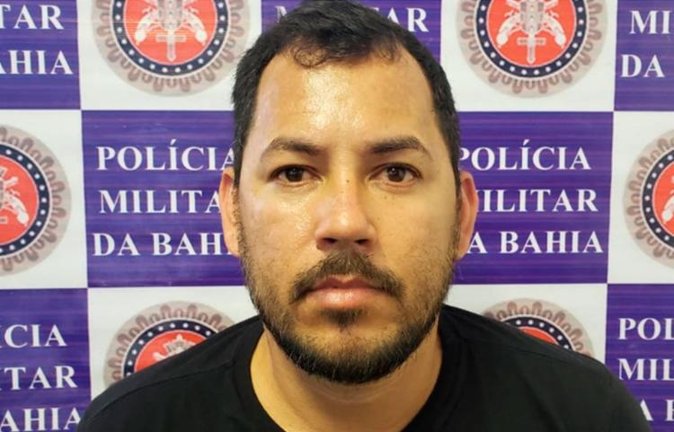 Uilis foi autuado em flagrante por tráfico de drogas - Foto: Reprodução | RADAR 64