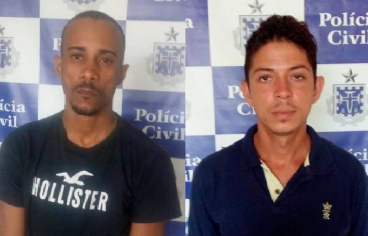 Suspeitos estão à disposição da Justiça - Foto: Divulgação | Polícia Civil