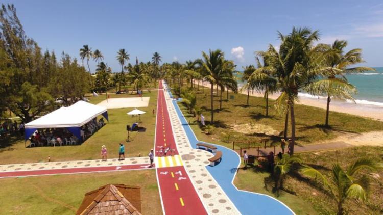 Certificado tem intuito de congratular as melhores praias para o banho - Foto: Divulgação