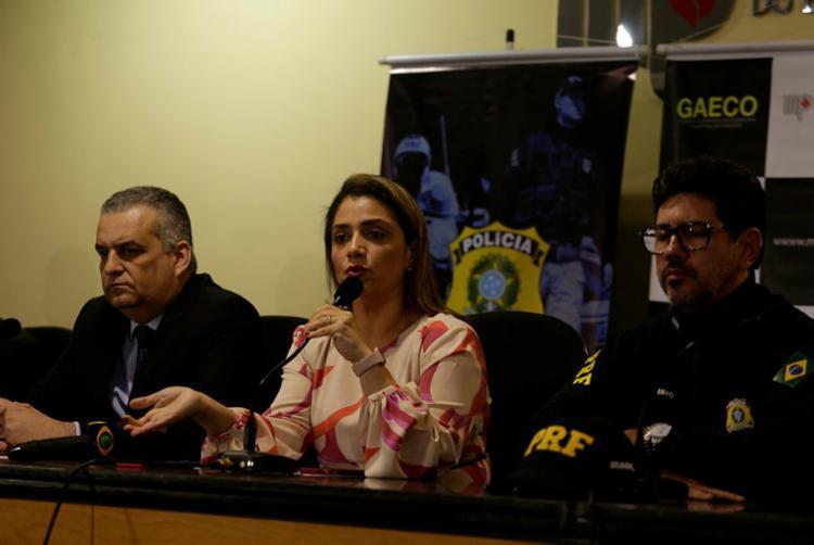 A ação foi deflagrada pelos Ministérios Públicos e pela Polícia Rodoviária Federal - Foto: Joá Souza   Ag. A TARDE