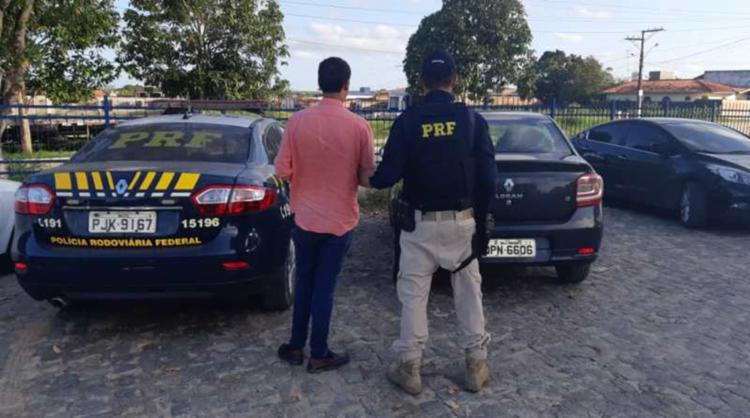 Flagrante ocorreu durante fiscalização na rodovia BR-101 - Foto: Divulgação | PRF-BA