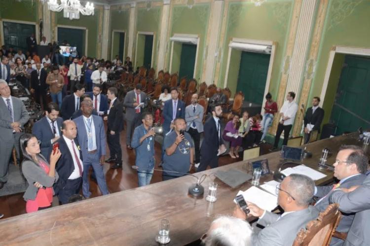 Projeto já tramitava na Câmara há dois anos - Foto: Valdemiro Lopes | CMS