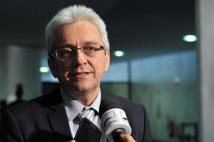 Tostes Neto substituirá Marcos Cintra, que deixou o cargo na semana passada - Foto: Pedro França | Agência Senado