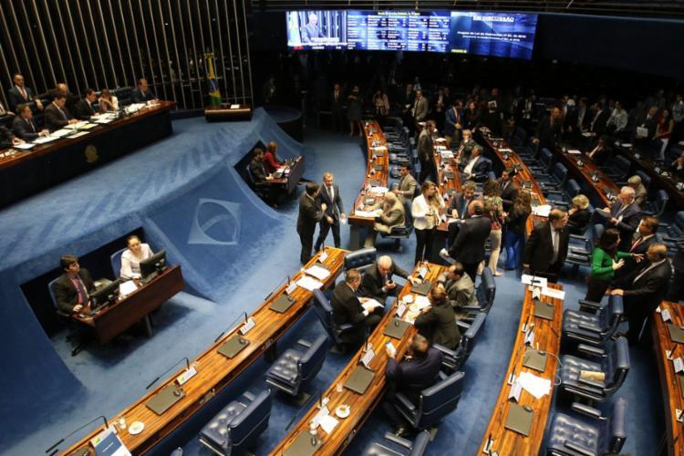 Alguns parlamentares têm dúvidas sobre a aprovação dessas mudanças no próprio Senado - Foto: Fabio Rodrigues Pozzebom | Agência Brasil