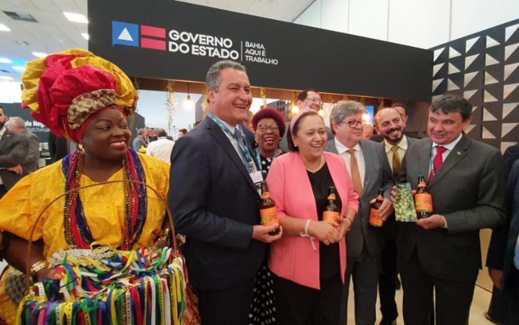 'Encontro pode beneficiar ainda o Consórcio Nordeste', diz Rui - Foto: Divulgação