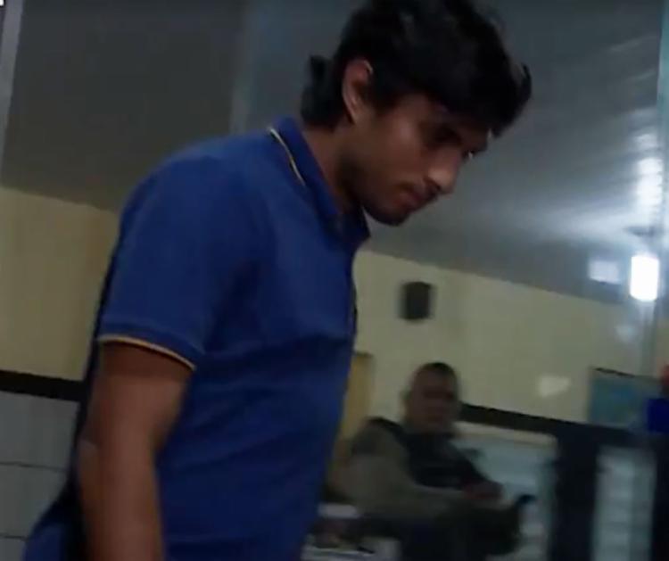 Guilherme havia sido denunciado pelo MP no dia 29 de agosto - Foto: Reprodução | TV Bahia