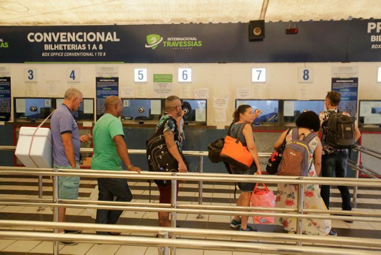As novas tarifas para dias comuns e finais de semana foram autorizadas em resolução da agência reguladora - Foto: Luciano da Matta | Ag. A TARDE